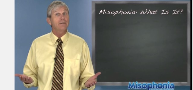 What is Misophonia? (click here to see)